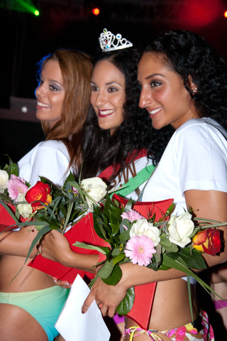 Miss Italian Beach Wahl 2012
